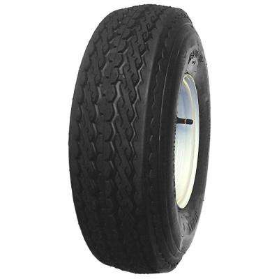 4 Hole 50 PSI 5.7 in. x 8 in. 4-Ply Tire and Wheel Assembly