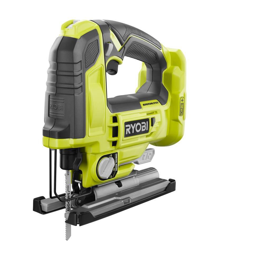 RYOBI 18-Volt ONE+ Cordless Brushless Jig Saw (Tool Only)