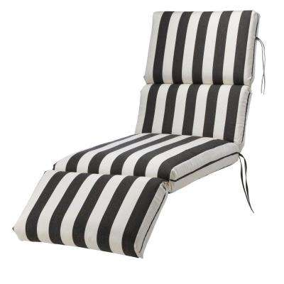 Sunbrella Maxim Classic Outdoor Chaise Lounge Cushion