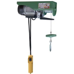 Big Red 2 Ton Chain Hoist-TR9020 - The Home Depot