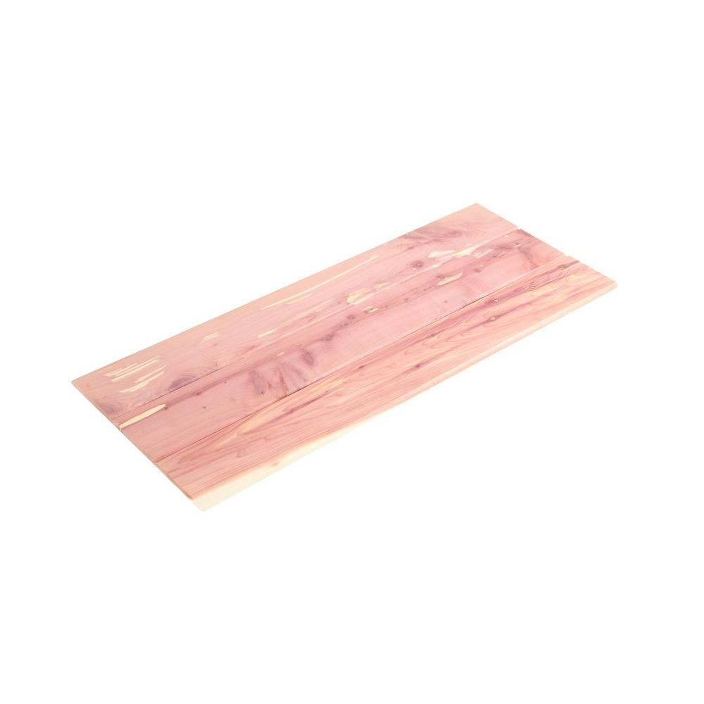 30 in. W Aromatic Cedar Shelf Liner (2-Pack)