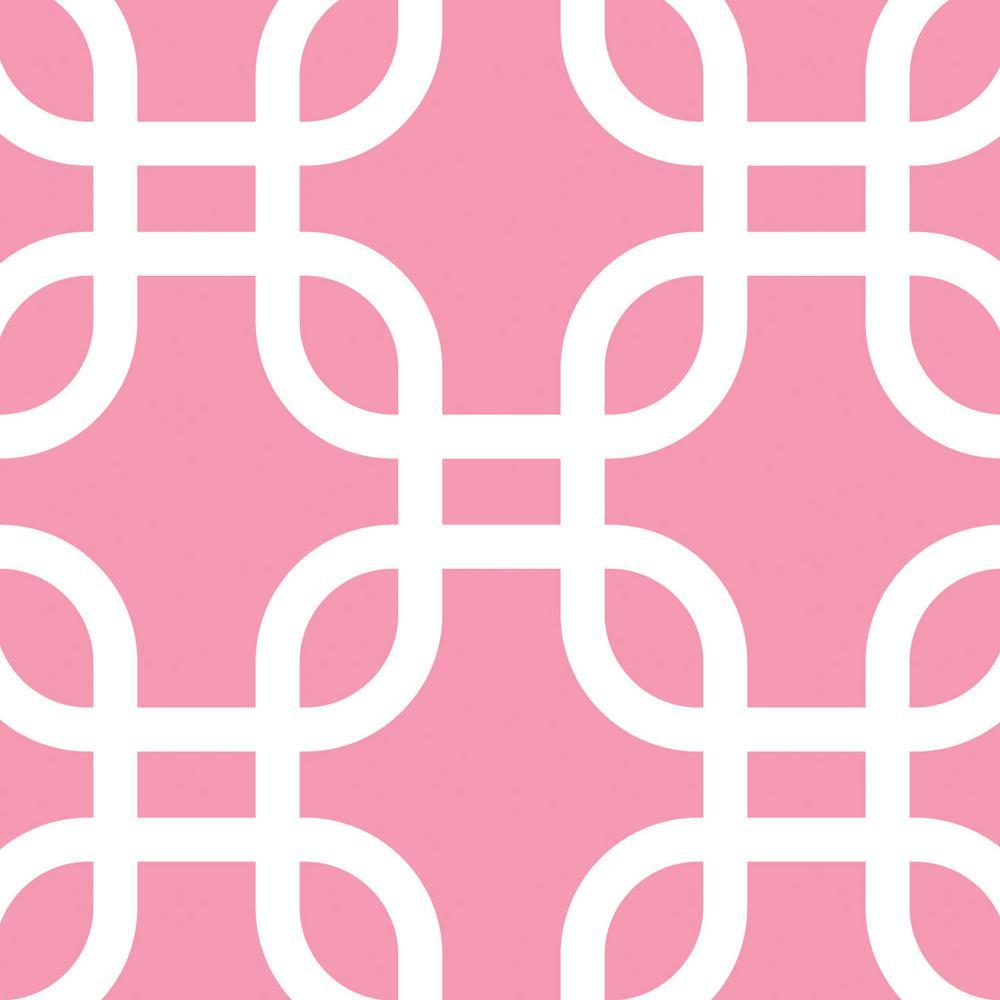 60 in. x 144 in. Laminate Sheet in Rose Petal Kasbah with Virtual Design Matte Finish, Rose_petalkasbah