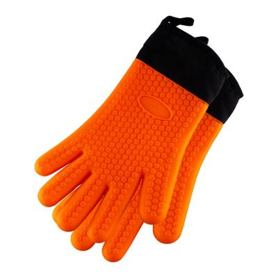 Silicone Griddle Oven Mitts