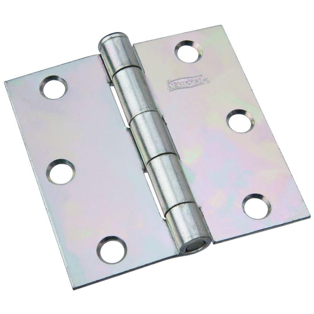 3 in. Removable Pin Broad Hinge