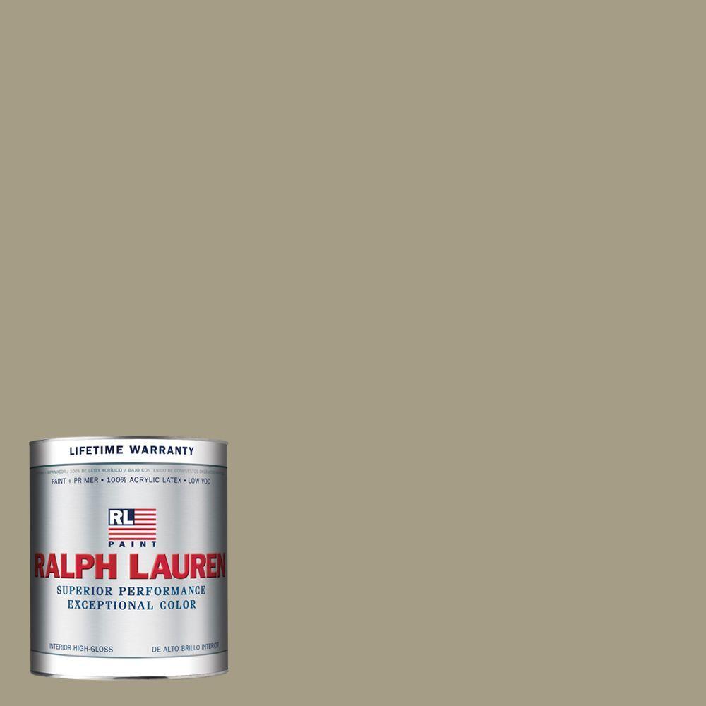 Ralph Lauren 1-qt. Martini Green Hi-Gloss Interior Paint