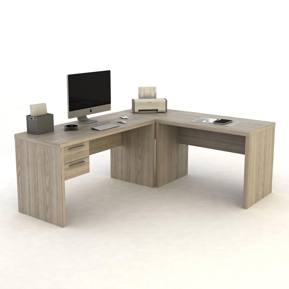 Hamilton Nature White Desk