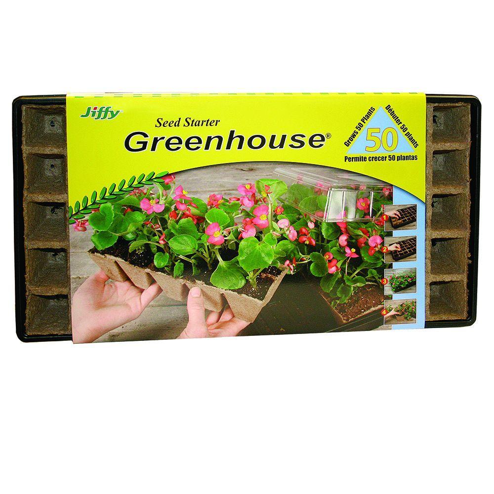 Jiffy Seed Starter Greenhouse