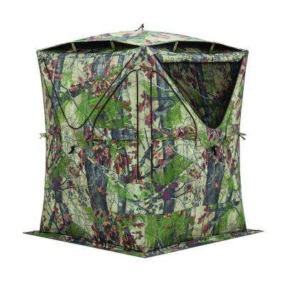 Big Mike Hunting Blind with Vents- First Fully Vented Hunting Blind
