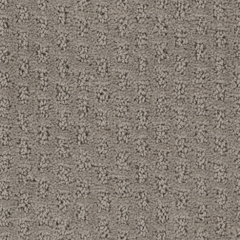 Marble Park - Color Forceful Pattern 12 ft. Carpet