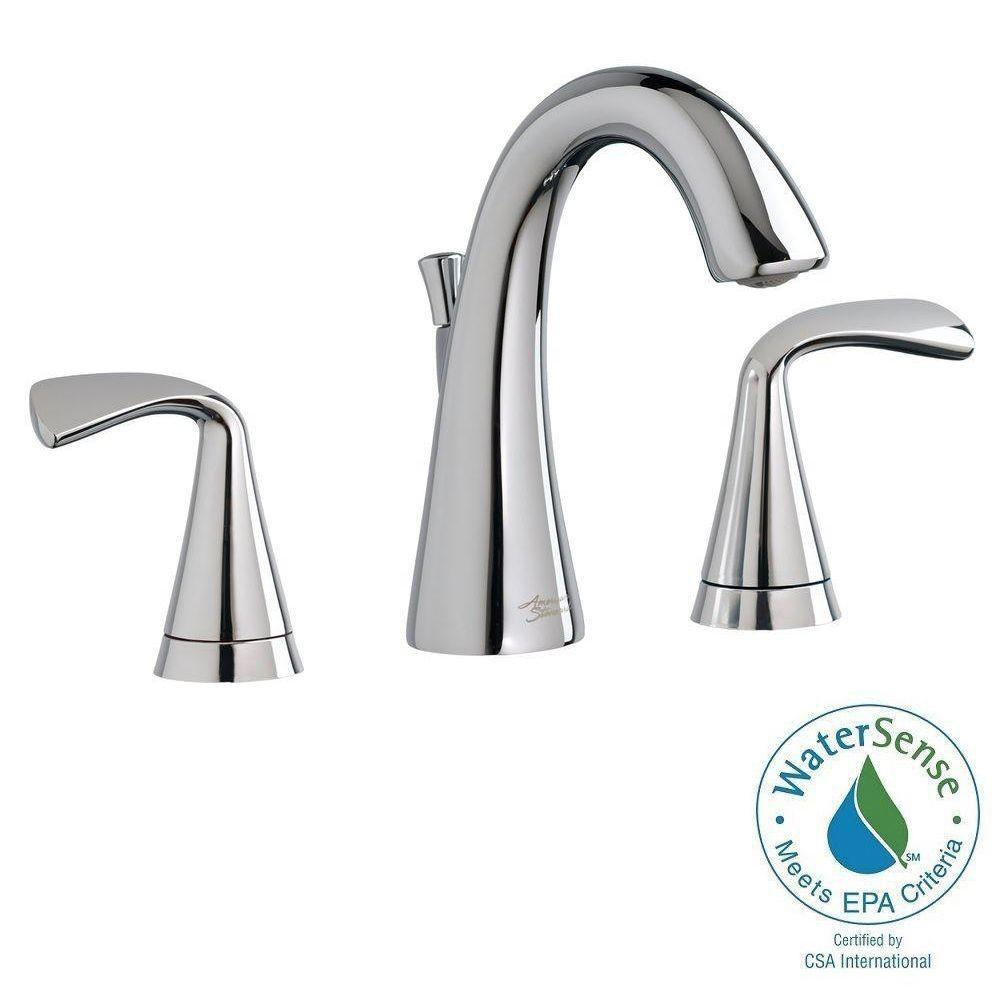 Fluent 8 in. Widespread Bathroom Faucet with Speed Connect Drain in