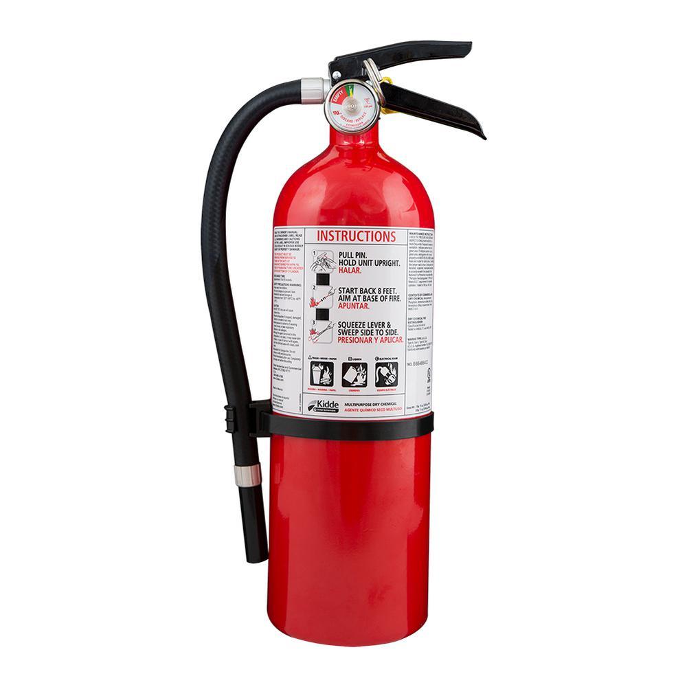 20 lb ABC Fire Extinguisher Hook Fire Command