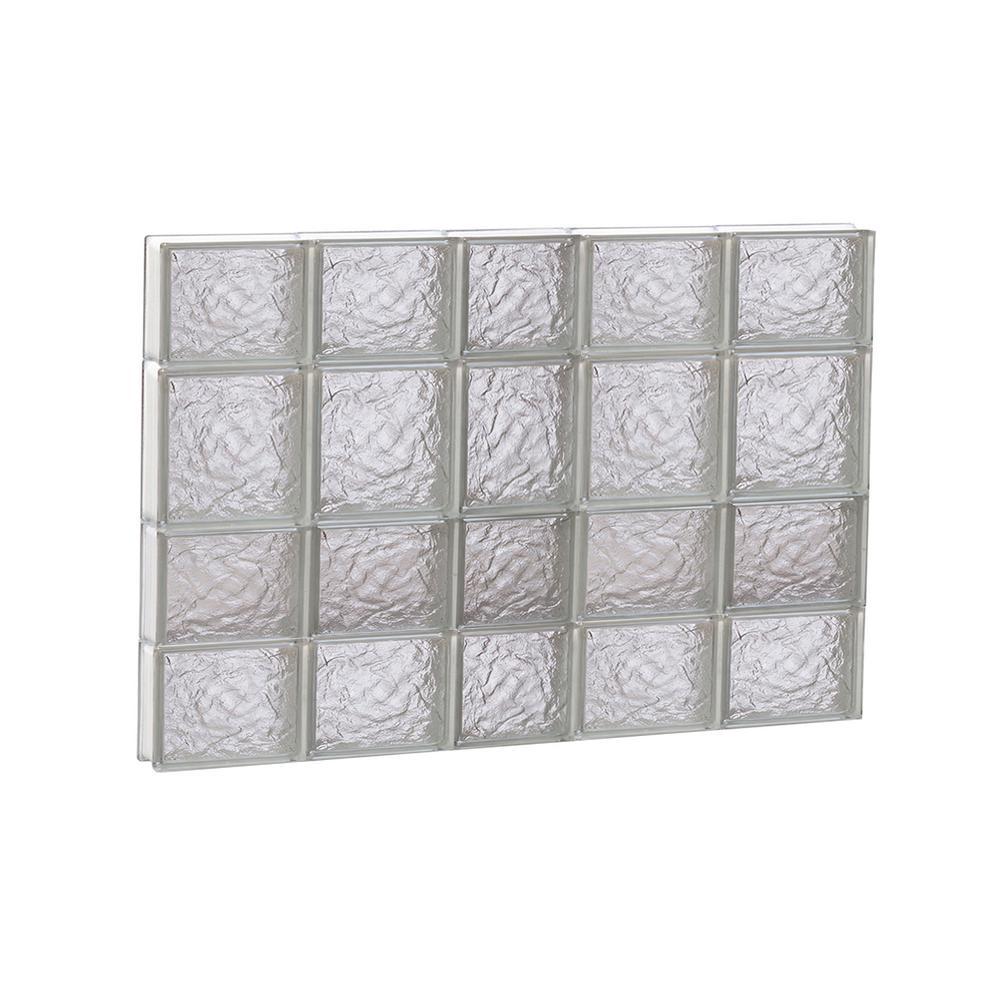 31 - Glass Block Windows - Windows - The Home Depot