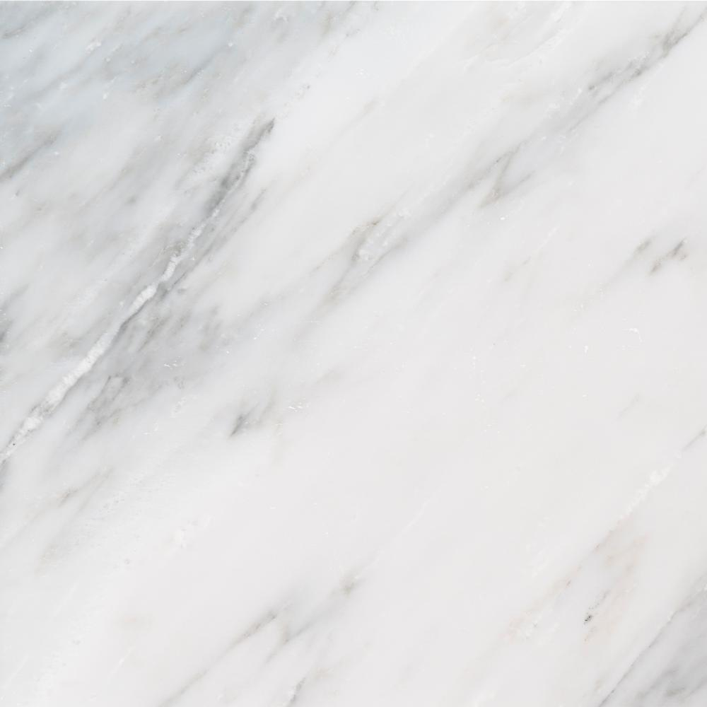 Msi Greecian White 18 In X Polished Marble Floor And Wall Tile 11 25 Sq Ft Case