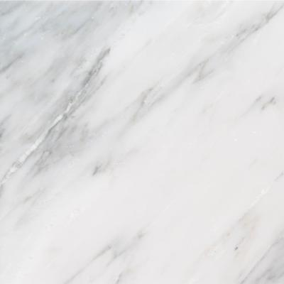 Greecian White 18 in. x 18 in. Polished Marble Floor and Wall Tile (11.25 sq. ft. /case)