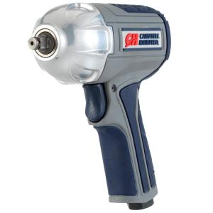 Campbell Hausfeld Get Stuff Done 3/8 inch Air Impact Wrench, Twin Hammer, Variable Speed (XT001000) by Campbell Hausfeld