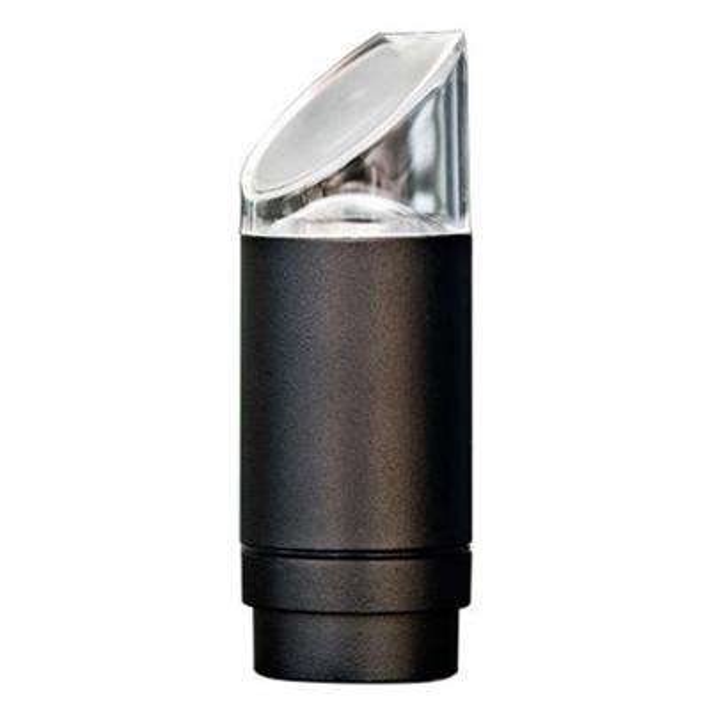 Ayan 1-Light Black Outdoor Pathway Light