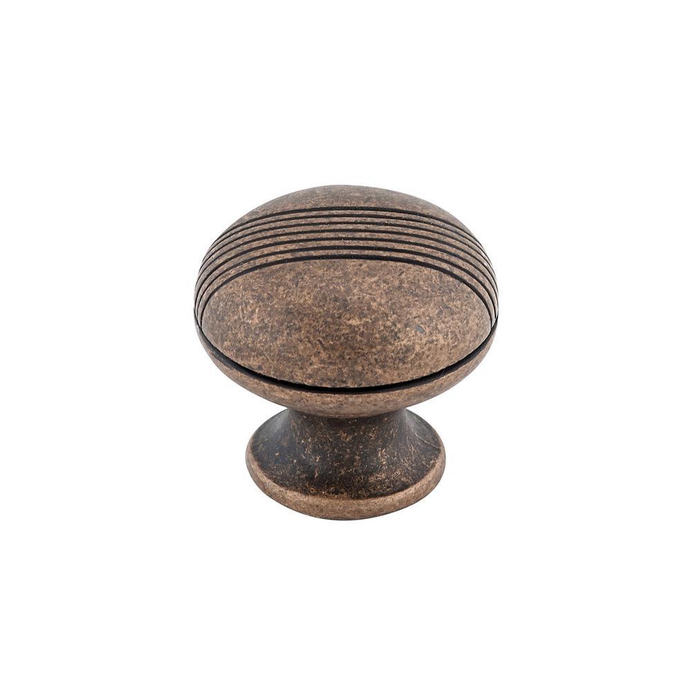 Richelieu Hardware 1 1/8 In. Antique Copper Cabinet Knob