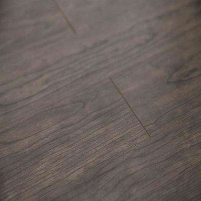 Gray Maple 12 mm Thick x 4.96 in. Wide x 48 in. Length Click-Locking Laminate Flooring Plank (16.48 sq. ft. / case)