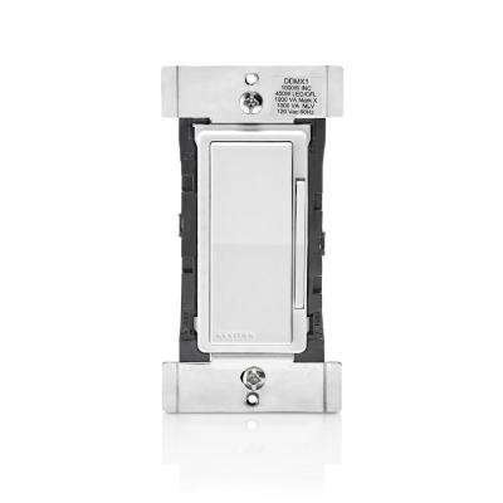 Decora Digital 450-Watt LED/CFL, 1000-Watt Incandescent Dimmer and Timer with Bluetooth Technology