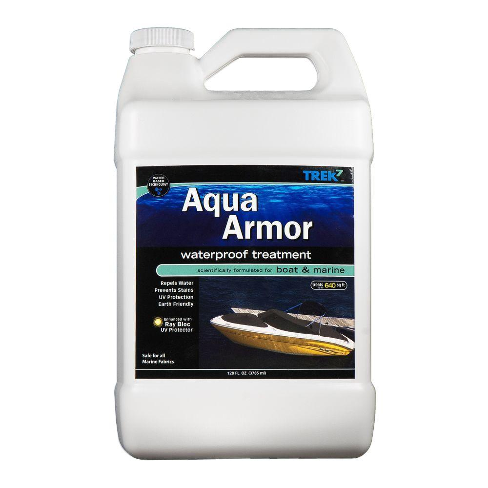 Trek7 Aqua Armor 1 gal. Fabric Waterproofing for Boat and...