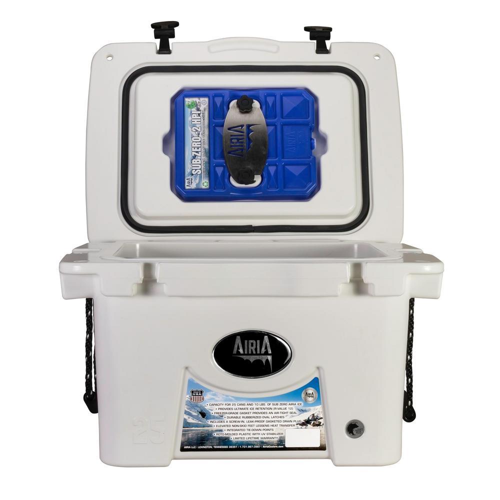 25 Qt. Roto-Molded Cooler