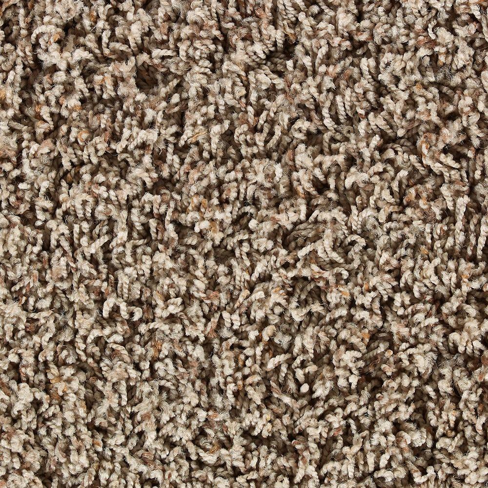 Martha Stewart Living La Paz Snail Shell Tonal - 6 in. x 9 in. Take Home Carpet Sample
