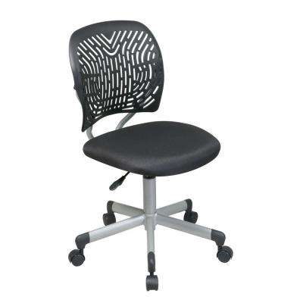 Revv Black SpaceFlex Office Chair