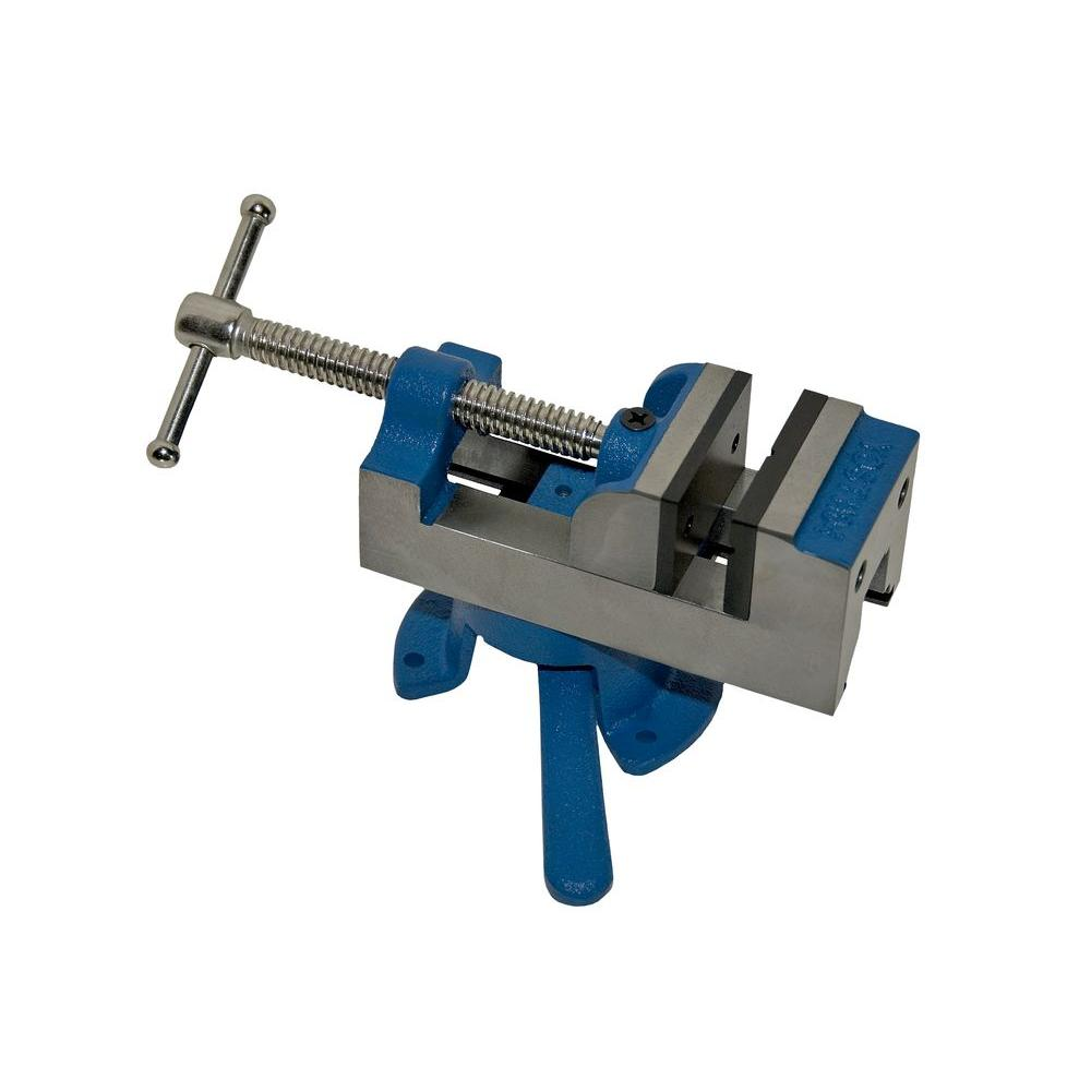 Yost 212 in Drill Press Vise with Swivel Base1104 The Home Depot