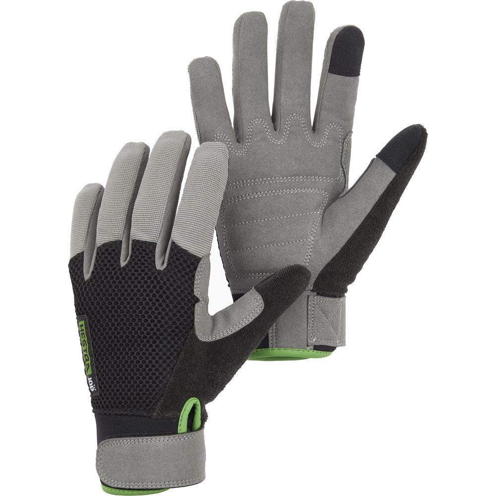 DeWalt Rapidfit Slip-On Synthetic Palm Work Gloves Large