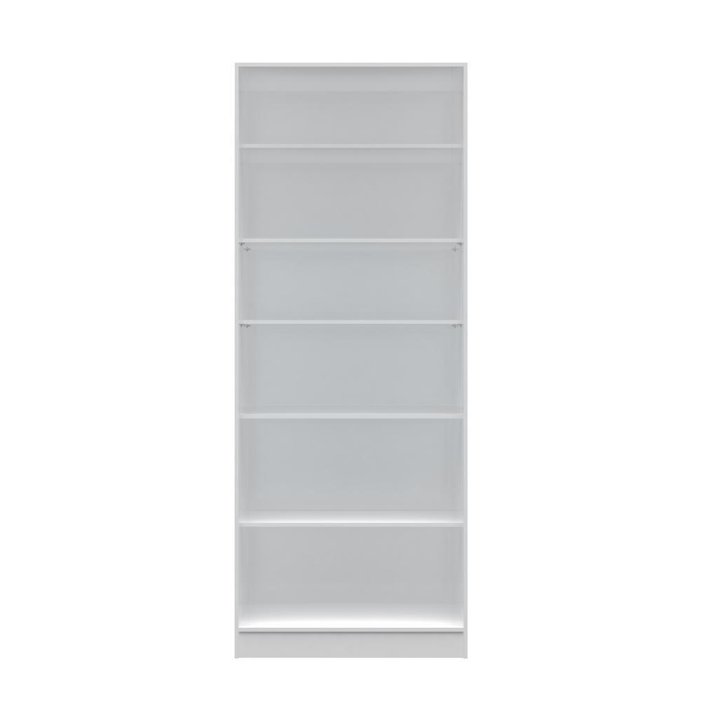 Chelsea 3.0 - 35.43 in. W White 6-Shelf Closet