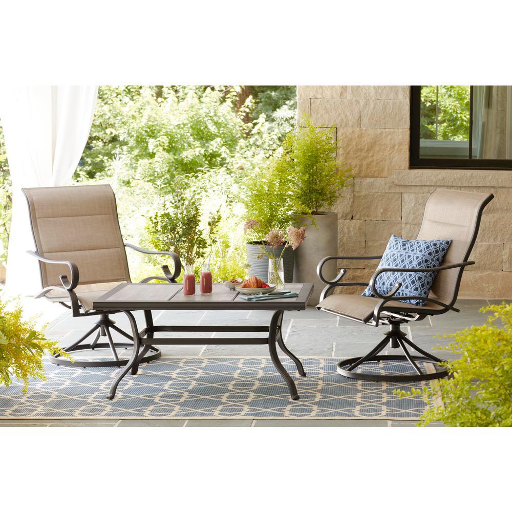 Crestridge Outdoor Coffee Table