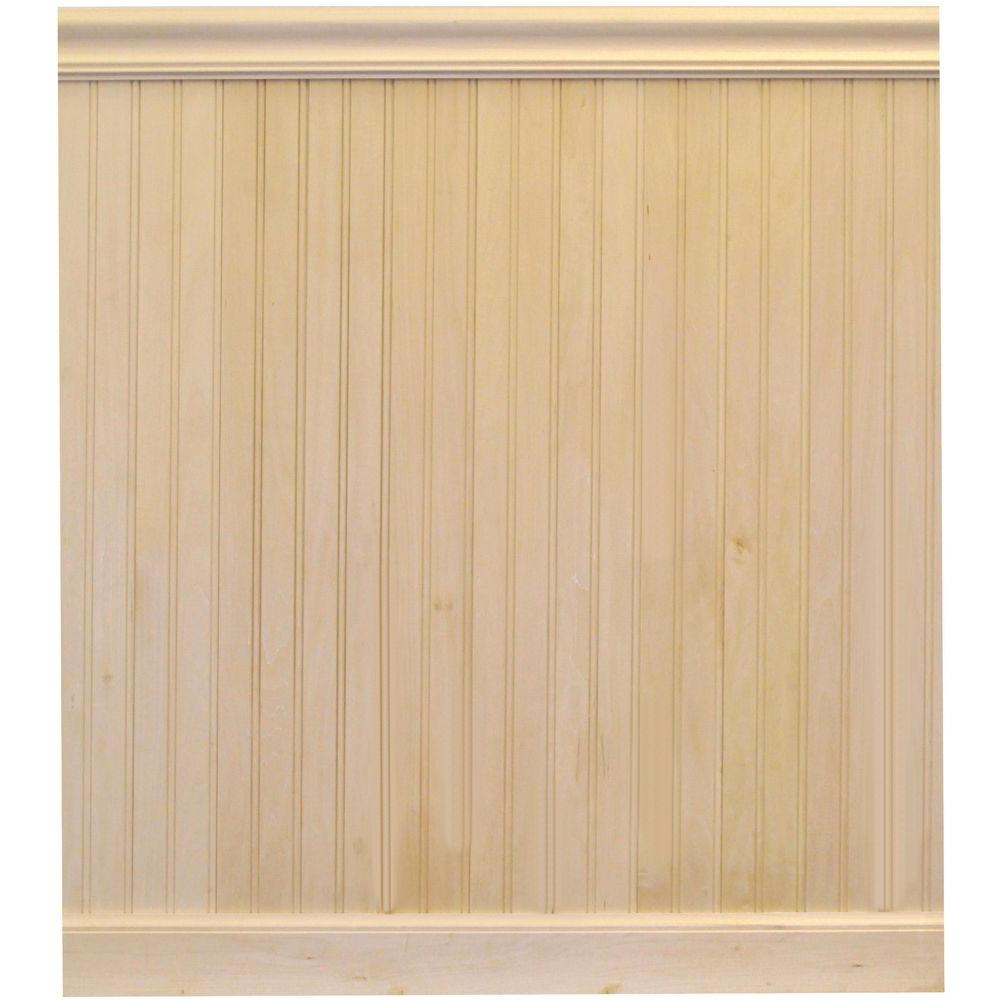 Wainscoting - Paneling - The Home Depot