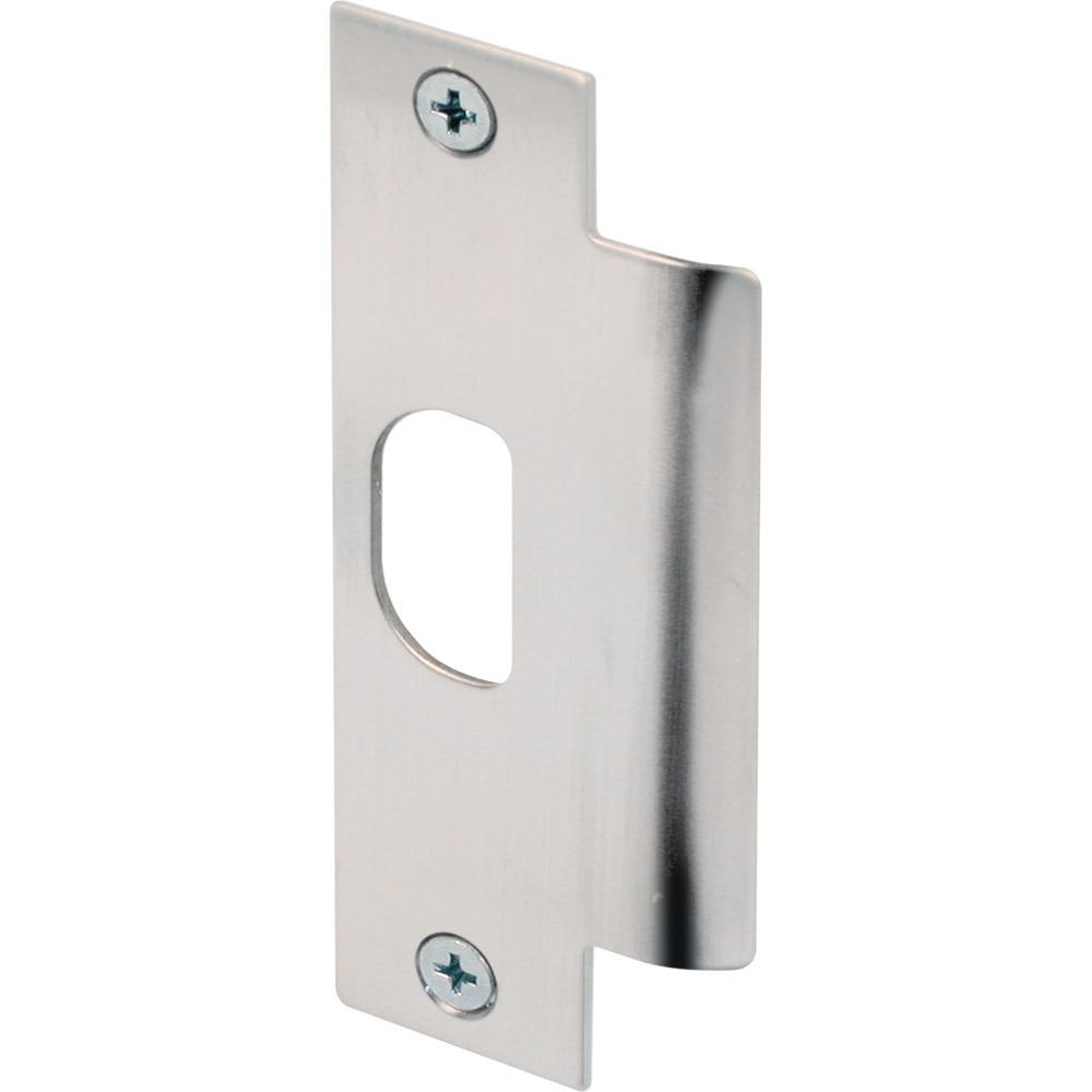 Stainless-Steel Standard ASA Commercial Strike Plate