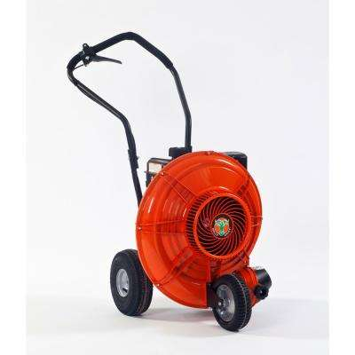 170 MPH 2150 CFM 205cc Gas Walk-Behind Blower