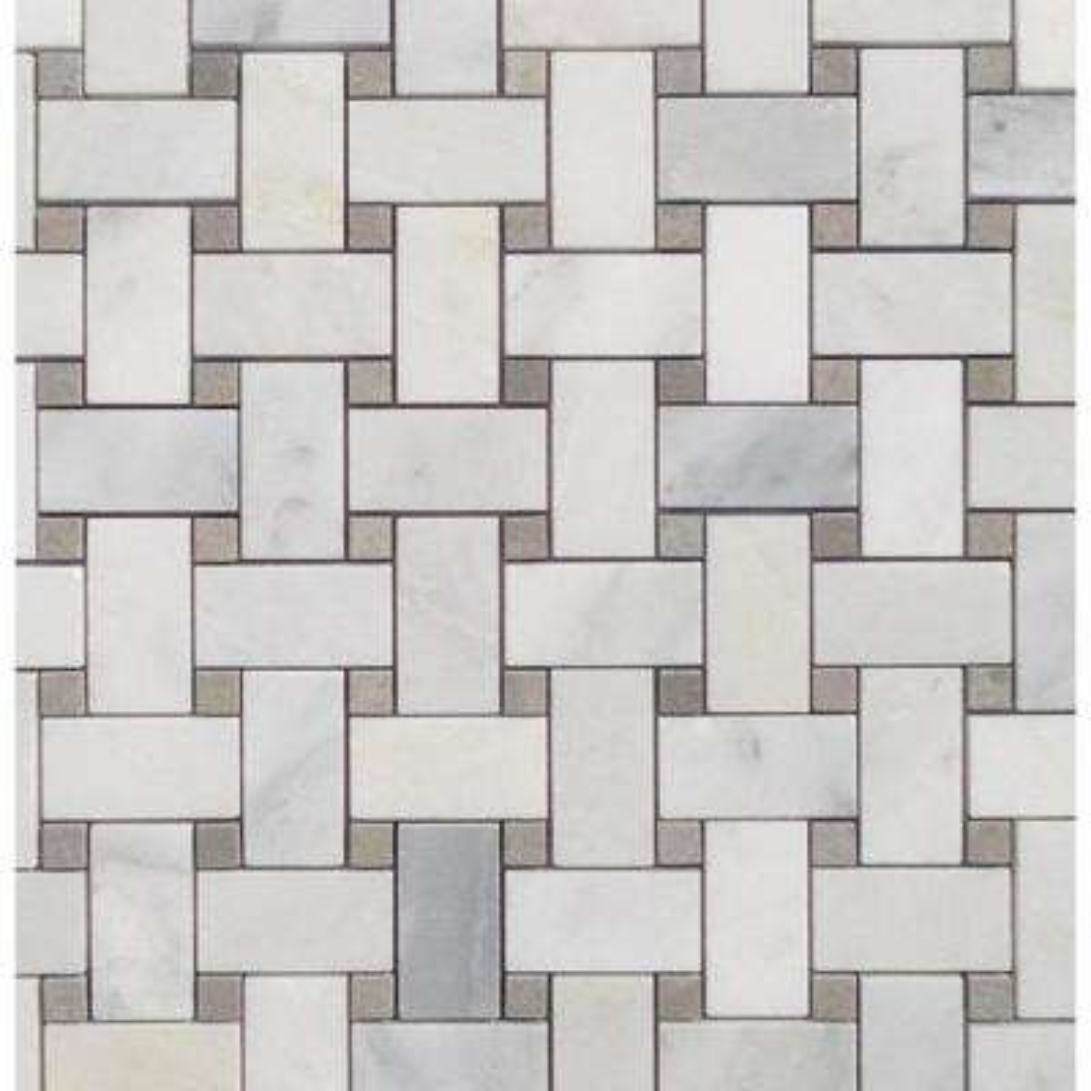 Fireplace Basketweave Ivy Hill Tile
