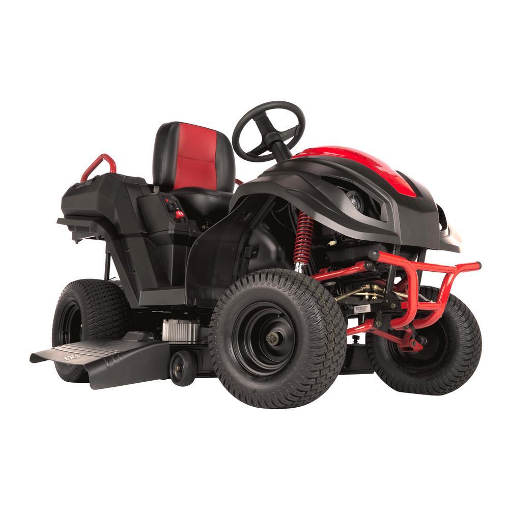 7100 Hybrid Riding Lawnmower Power Generator and Utility Vehicle