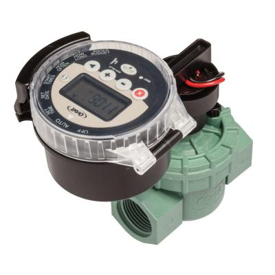 Battery Operated Timer with Valve