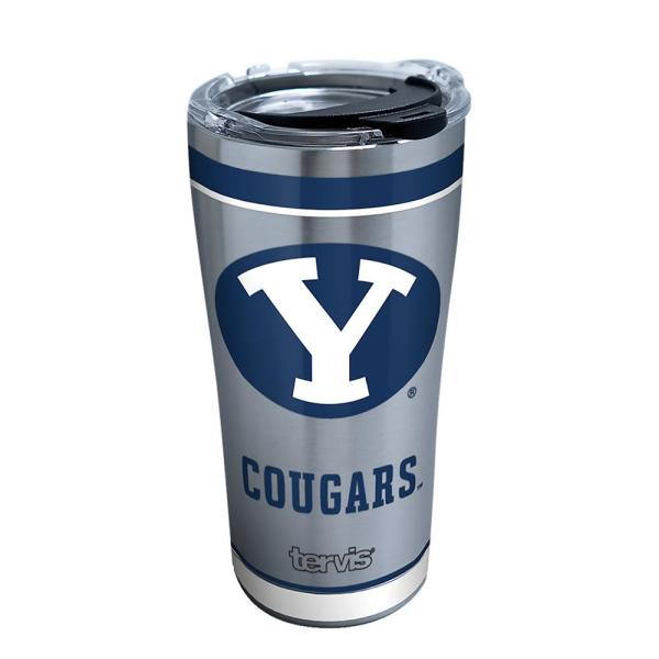 Tervis Brigham Young University Tradition 20 Oz Stainless Steel Tumbler With Lid 1343956 The Home Depot
