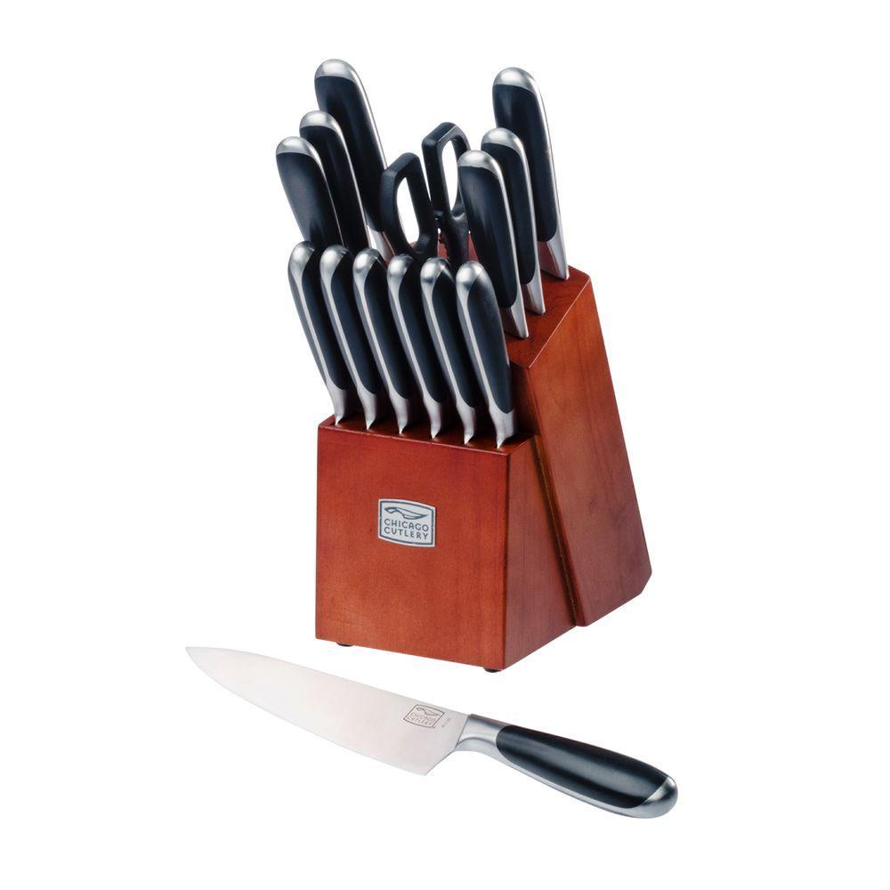 Chicago Cutlery Belden 15-Piece Knife Set