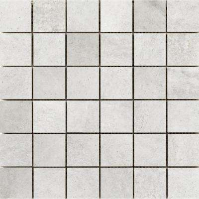 Trovata Diary 12.99 in. x 12.99 in. x 9mm Porcelain Mesh-Mounted Mosaic Tile