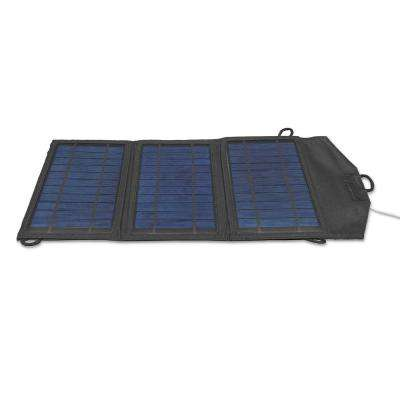10-Watt Monocrystalline Solar Panel