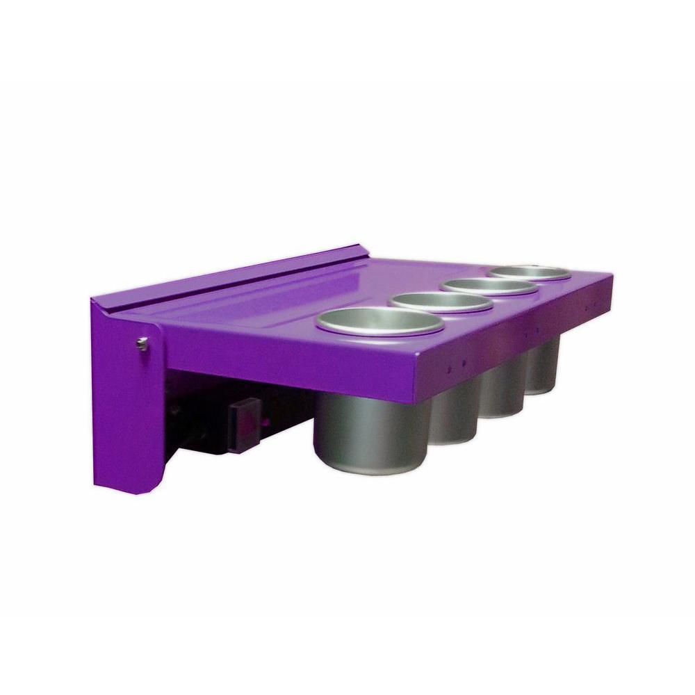 Viper Tool Storage Power Shelf in Purple