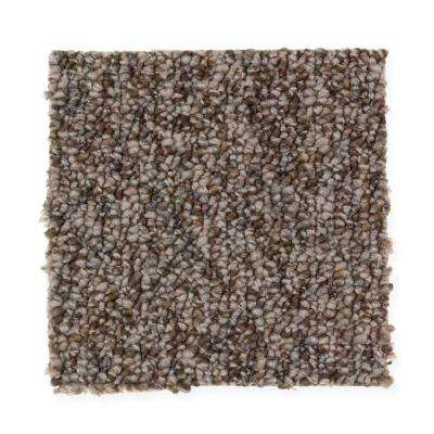 Carpet Sample-Smoke Trail - Color Whole Grain Texture 8 in x 8 in