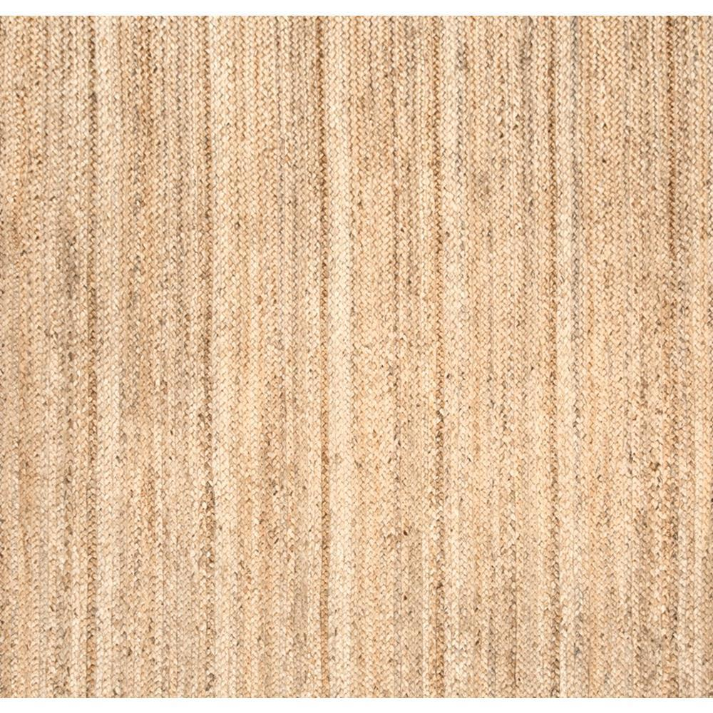 Nuloom Rigo Jute Natural 8 Ft X Square Rug