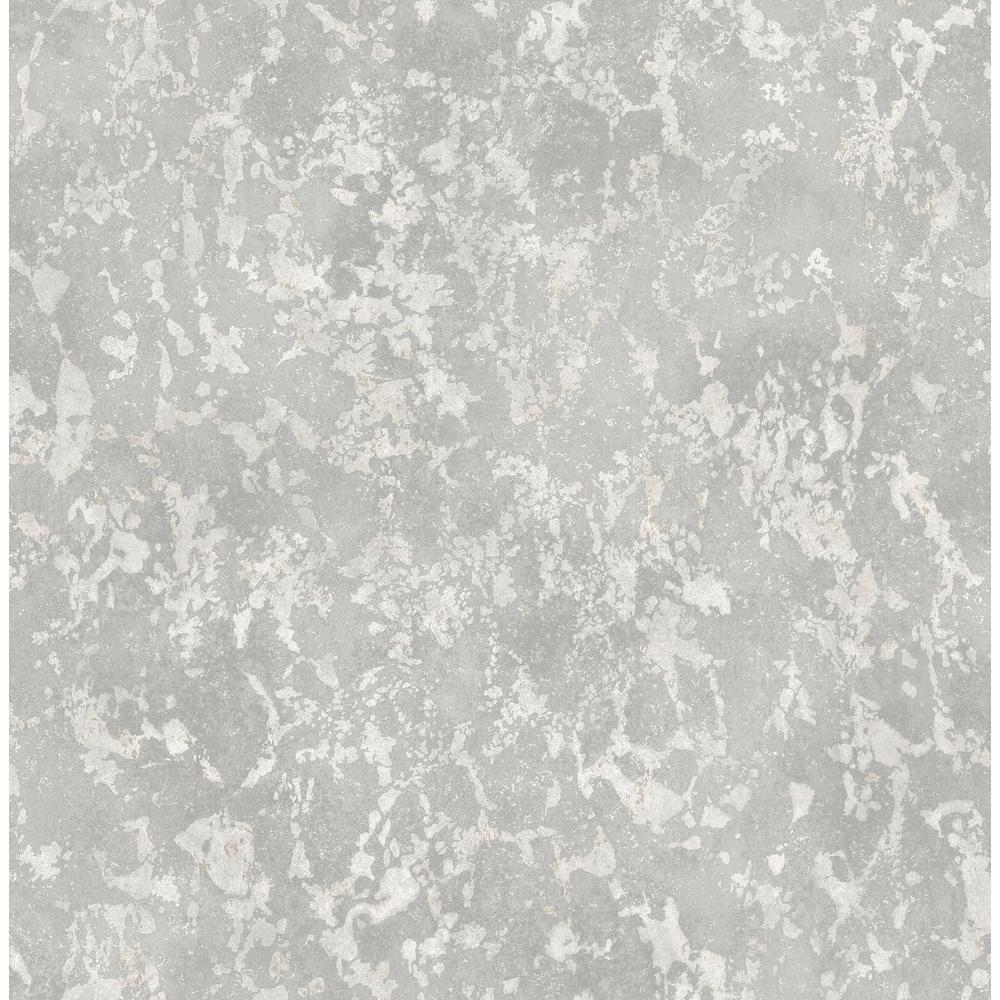 Imogen Light Grey Faux Marble Wallpaper Sample