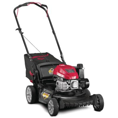 XP 21 in. 149 cc Gas Vertical Storage Walk Behind Push Mower with 3-in-1 TriAction Cutting System
