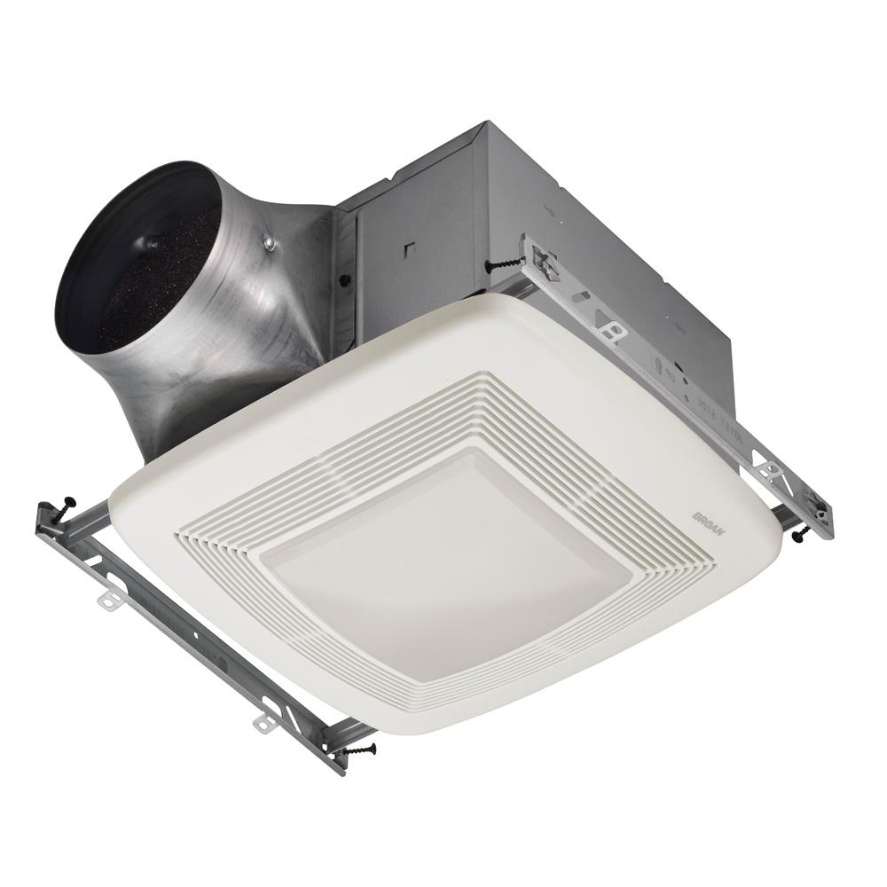 Broan Ultra Green 110 CFM Ceiling Bathroom Exhaust Fan ...