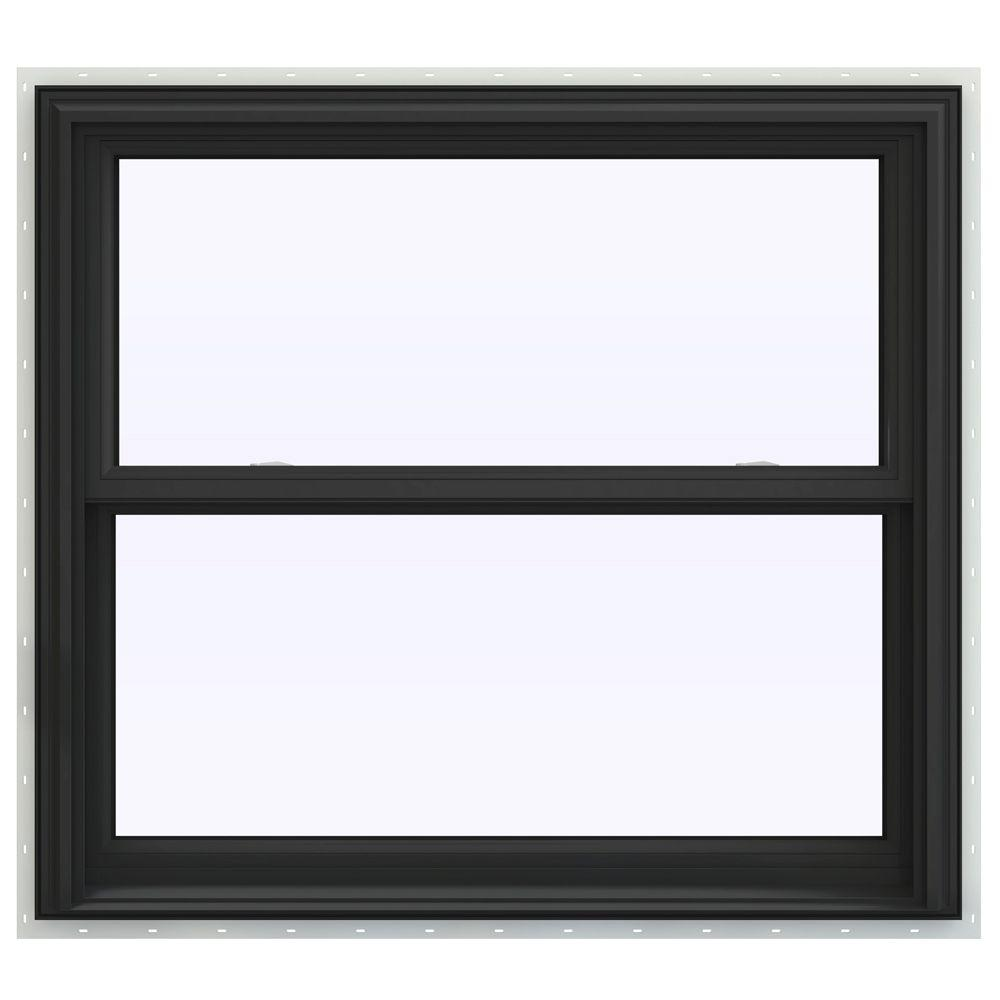 Jeld wen 39 5 in x 35 5 in v 2500 series double hung for Buy double hung windows online