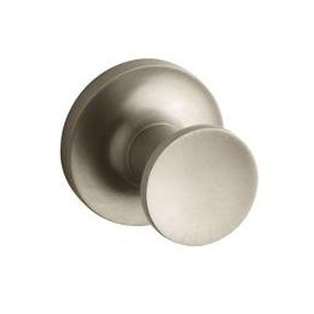 Kohler purist single robe hook in vibrant brushed bronze k for Vibrant brushed bronze bathroom lighting