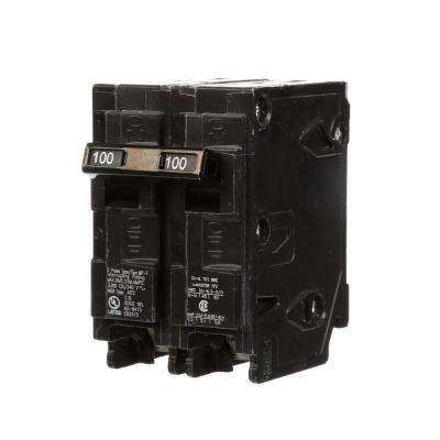 100 Amp Double-Pole Type MP Circuit Breaker